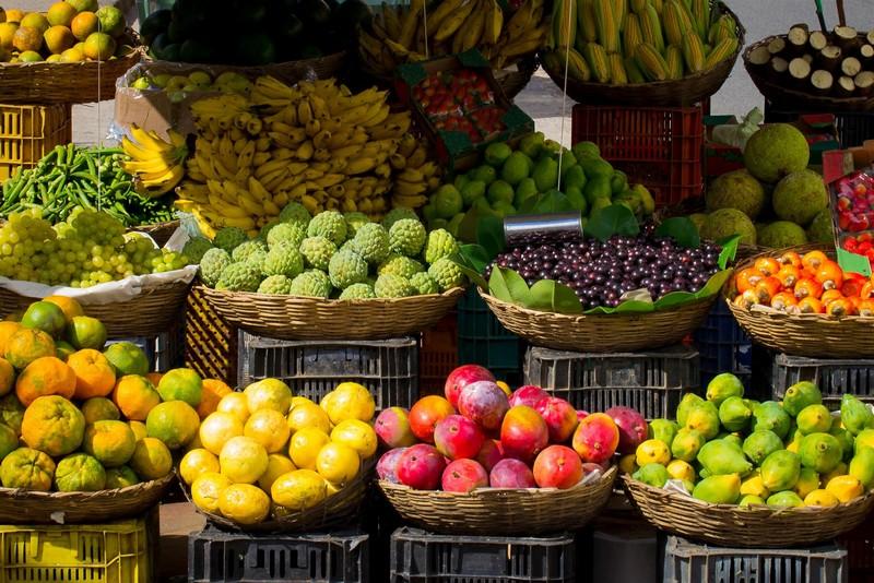 fruit des caraibes