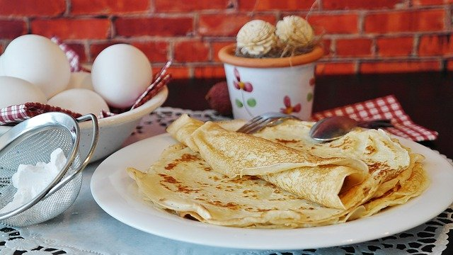 crepes photo