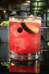 cocktail pingouin rose